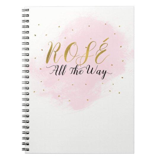 Rosé Al Roze & het Goud van de Partij van de Ringband Notitieboek