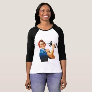 Rosie het Heftoestel van de Macht T Shirt