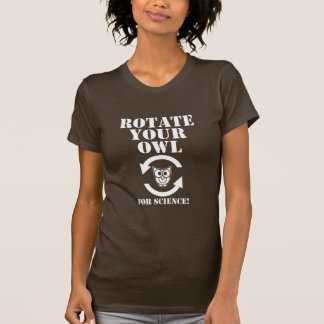 Roteer Uw Uil T Shirt