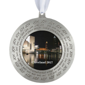 Rots - en - broodje Hall of Fame & Museum, Tin Rond Ornament