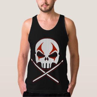 Rots - en - het Mannen van het Overhemd van het T Shirt