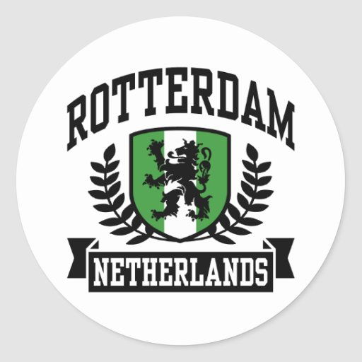 Rotterdam Ronde Sticker