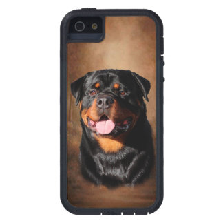 Rottweiler 5S, Taai Xtreme Tough Xtreme iPhone 5 Hoesje