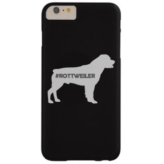 #ROTTWEILER DEKKING IPHONE BARELY THERE iPhone 6 PLUS HOESJE
