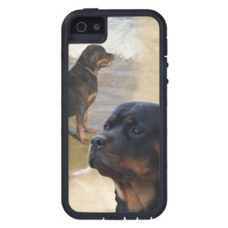 Rottweiler Tough Xtreme iPhone 5 Hoesje