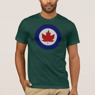 Roundel - Vintage RCAF T Shirt
