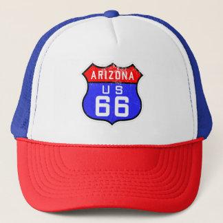 Route 66 het Pet van de Vrachtwagenchauffeur van