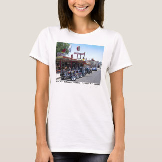 Route 66 ~ Seligman, Arizona T Shirt