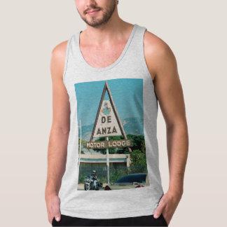 Route 66 sleeveless het overhemdsreeks 1 van het t shirt