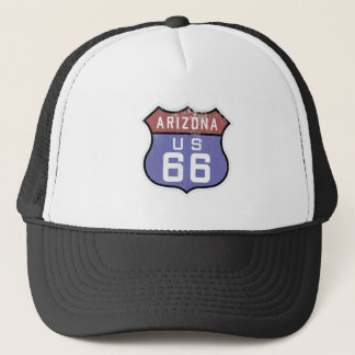 Route 66 trucker pet
