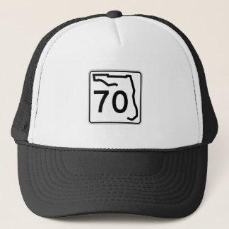 Route 70 van de Staat van Florida Trucker Pet