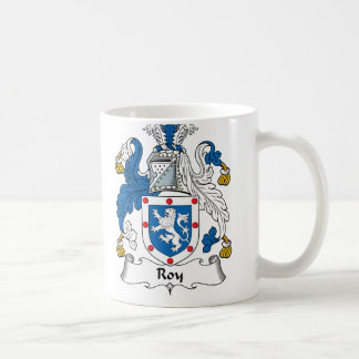 Roy Family Crest Koffiemok