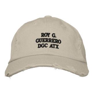 ROY G. GUERRERO DGC ATX GEBORDUURDE PET