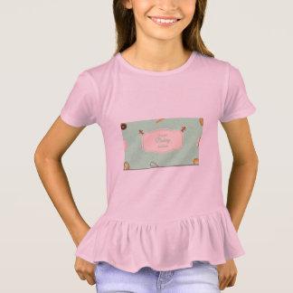 roze bakkerijoverhemd t shirt