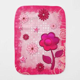 Roze bij Spel Jeweled Baby Monddoekjes