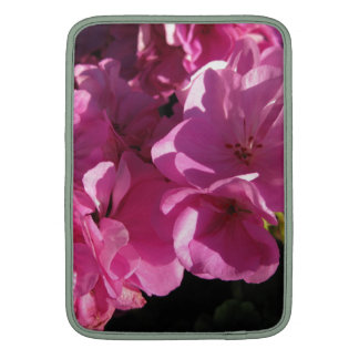 Roze Bloemen MacBook Air Sleeve