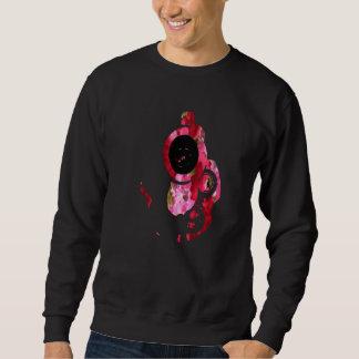 Roze bloemenpistool 2 trui