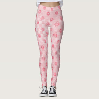 Roze Citroenen Leggings