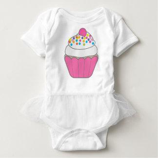 Roze Cupcake Romper