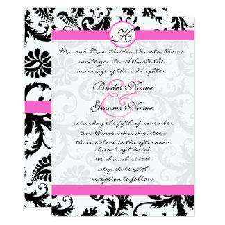 Roze Duizendblad en de Zwarte Uitnodiging van het