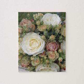 roze en witte rozen puzzels