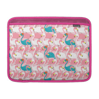 "Roze Flamingo 13 "" Sleeve For MacBook Air"