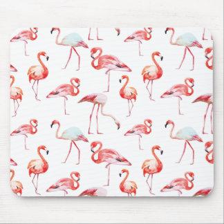Roze Flamingo Mousepad Muismat