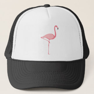 Roze Flamingo Trucker Pet