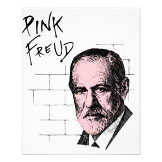 Roze Freud Sigmund Freud Flyer 11,4 X 14,2 Cm