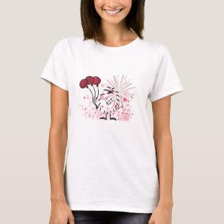 Roze & Gelukkig T Shirt