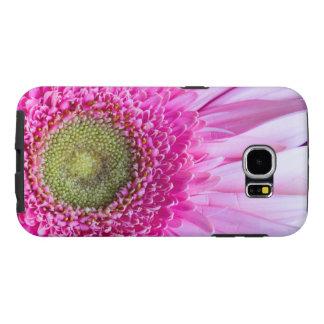 Roze Gerbera Daisy Phone Case Samsung Galaxy S6 Hoesje