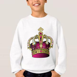 Roze & Gouden Kroon Trui
