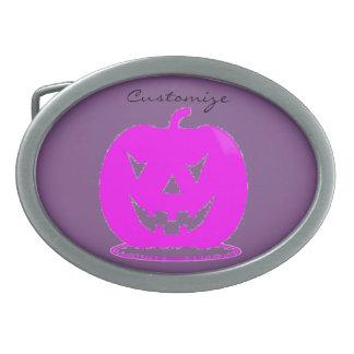 Roze Hefboom o'lantern Halloween Thunder_Cove Gespen
