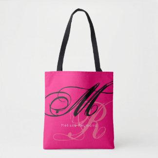 roze helemaal over - het bolsazak van het draagtas