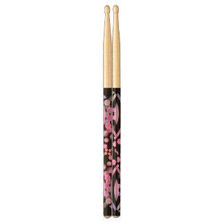 Roze Jazz Drumstokjes