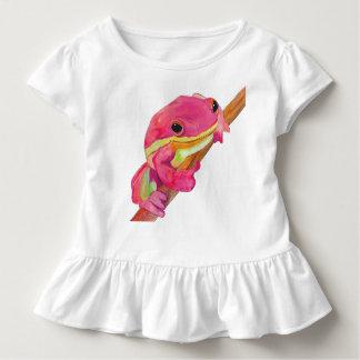 Roze Kikker Kinder Shirts