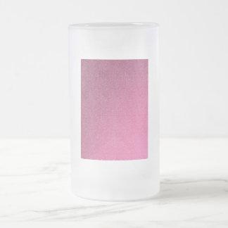 roze lawaai berijpte glasmok matglas bierpul
