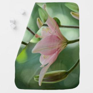Roze Lelie door Shirley Taylor Inbakerdoek