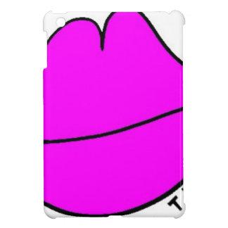 Roze Lippen Hoesjes Voor iPad Mini