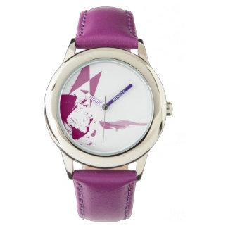 roze meisje horloges