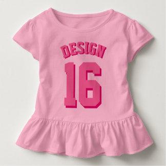Roze Peuter | Sporten Jersey Kinder Shirts
