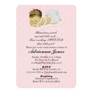 ROZE Prinses 147 van de Uitnodigingen van de