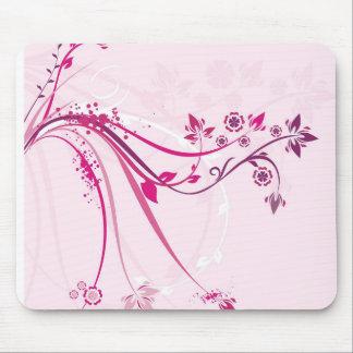 roze samenvatting muismat