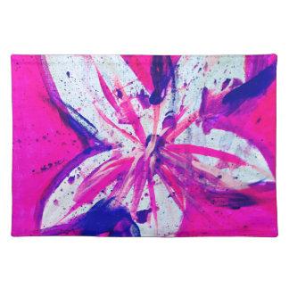 roze-stad placemat