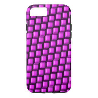 Roze Taaie iPhone 7 van Vierkanten Hoesje