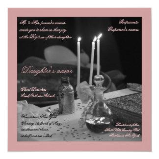 Roze Vaftisi Kaart