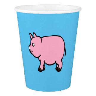 Roze Varken, de koppen van de Partij