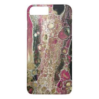 Roze verwarring iPhone 8/7 plus hoesje