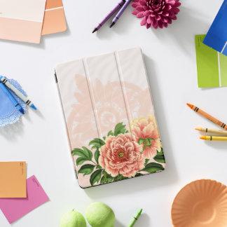 Roze Victoriaans Bloemen & Antiek Kant iPad Pro Cover