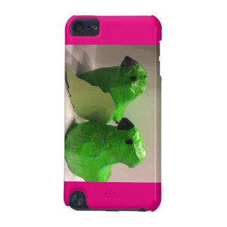 Roze vogelhoesje iPod touch 5G hoesje